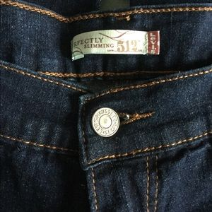 Levi's Perfectly Slimming Bootcut Jeans